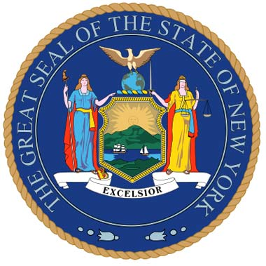 New York's State Seal